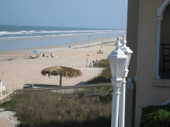 The Lodge and Club at Ponte Vedra Beach: View from room