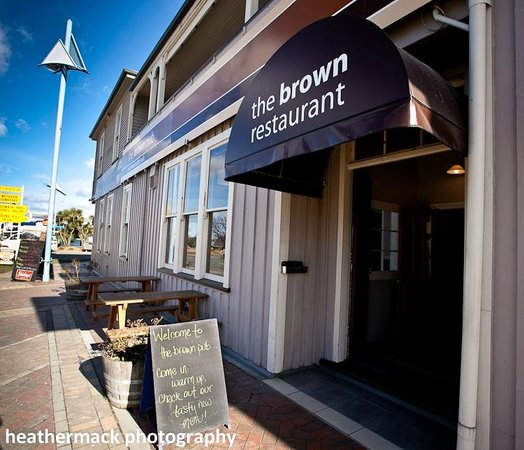 The Brown Pub Methven Mt Hutt: Brown Pub Restaurant