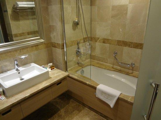 El Aurassi Hotel: Bathroom