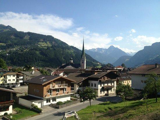 Ferienhof Nogler: View from balcony