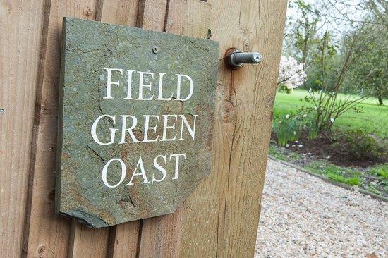Field Green Oast Bed & Breakfast: Welcome to Field Green Oast