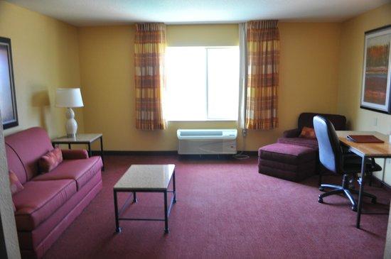 Hotel Vue: Sittting rom