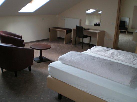 Weingarten: habitacion