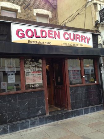 ‪Golden Curry‬