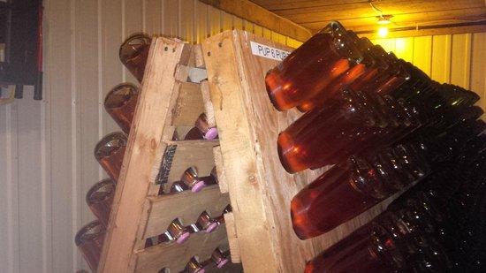 La Route des Vins: Sparkling Stoage - Vignoble Gagliano