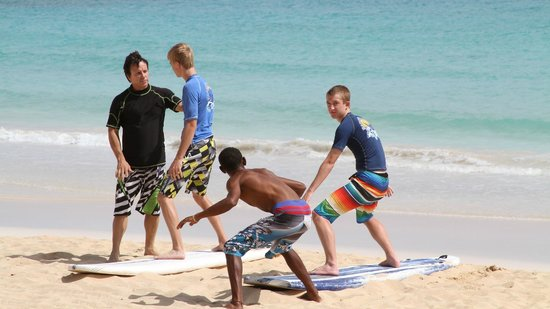 Punta Cana Surf School: Getting Started