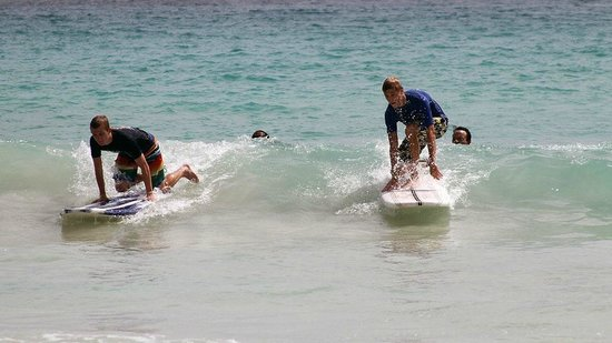 Punta Cana Surf School : No Problem