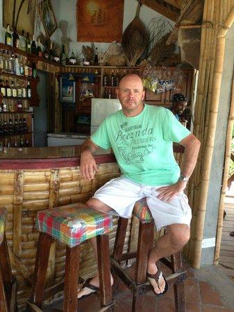 Marjorie's: Bar at Marjories