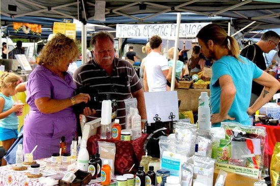 Parkway Hotel: Frenchs Forest Markets Sunday