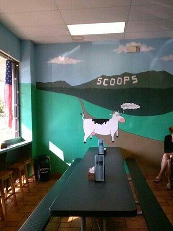 Scoops Ice Cream: 07-04-2013