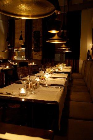 Restaurant  Rue Bossuet