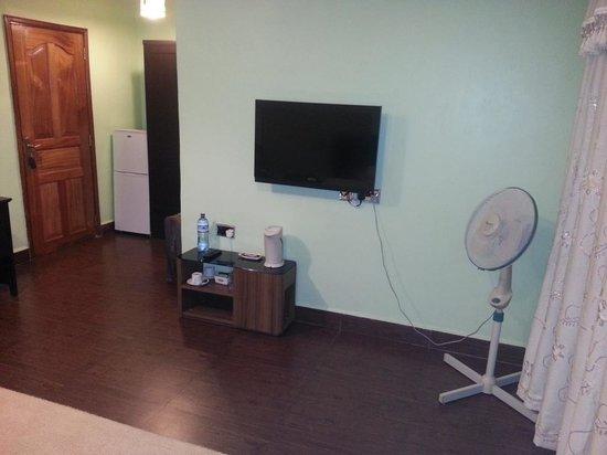 Progressive Park Hotel: Room