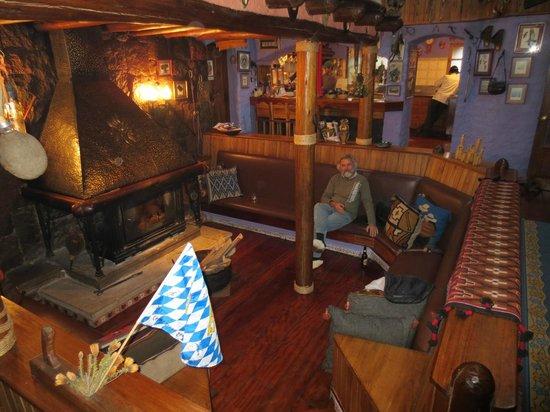 Estrella del Chimborazo: The lodge area