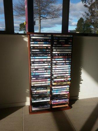 Executive on Fenton : DVD Library