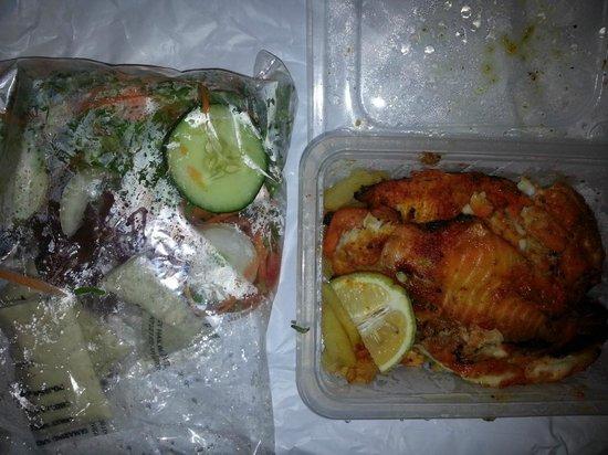 Hashmi`s Restaurant: Fish Tikka