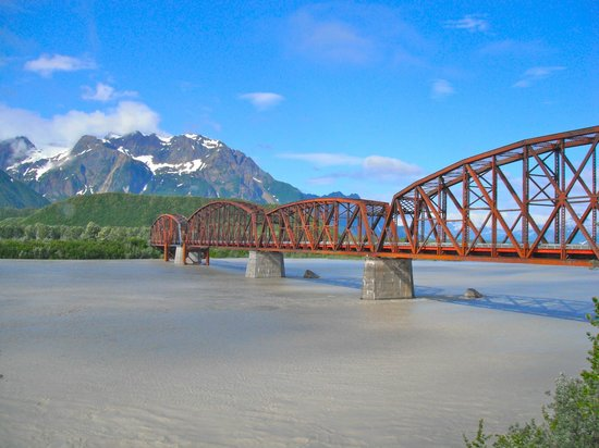 Cordova, AK: The Million Dollar Bridge