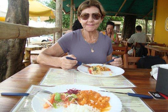 Sao Silmares Pousada: Comidas típicas em Noronha