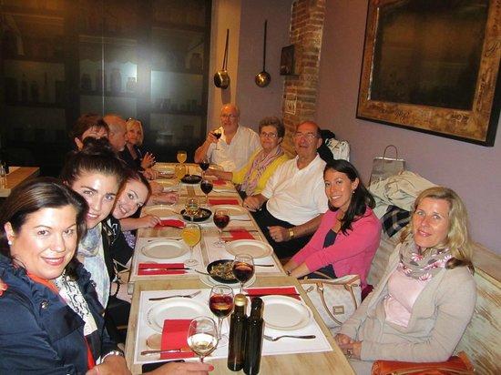 Tapas Tours Barcelona: our tapas tour group
