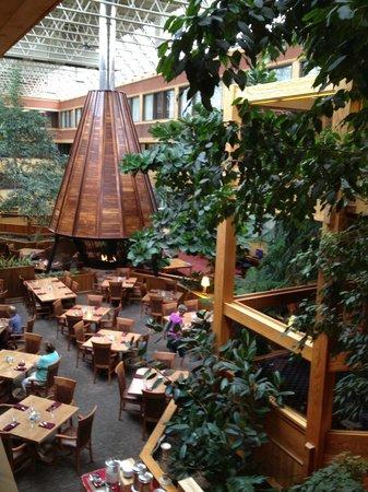 Sawridge Inn and Conference Centre Jasper: Comedor