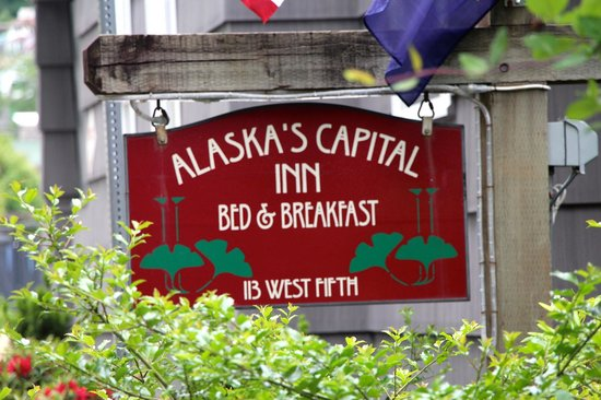 Alaska's Capital Inn Bed and Breakfast : Alaska's Capital Inn
