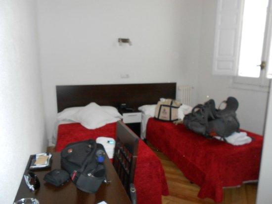 Hostal Besaya: Chambre 817