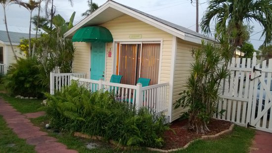Silver Sands Villas: Our cabin - Coquina
