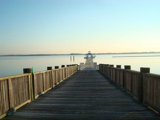 Bay - Picture of Hyatt Regency Chesapeake Bay Golf Resort ...