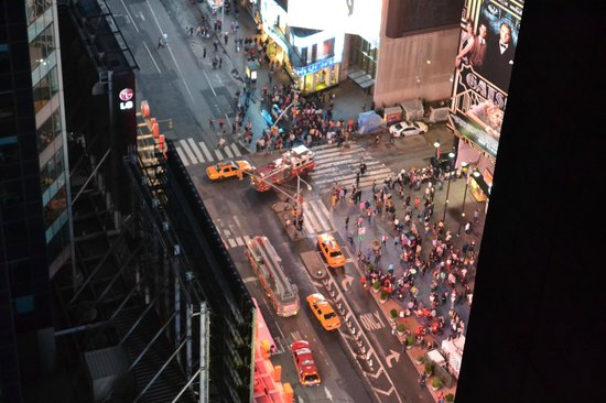 DoubleTree Suites by Hilton Hotel New York City - Times Square: room view