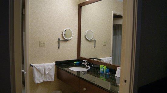 Radisson Suite Hotel Toronto Airport : Bathroom