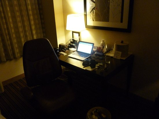 Wyndham Garden Norfolk Downtown: Desk
