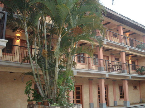 Hotel Antiguo Roble