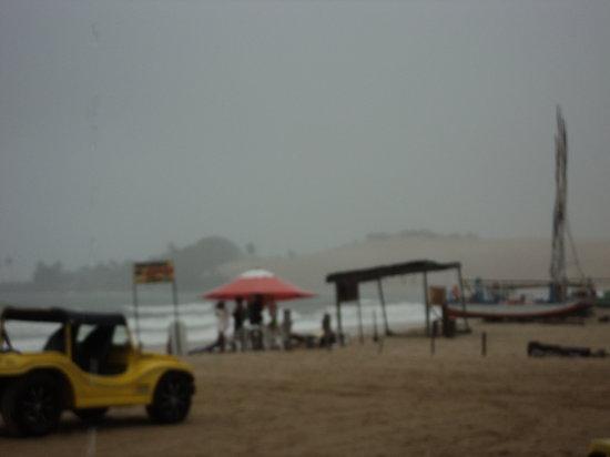 Genipabu Beach: uma das praias mais lindas de natal, palco de filmes e novelas