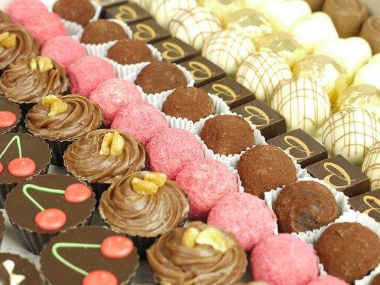 Devonport Chocolates: Delicious chocolate and truffles