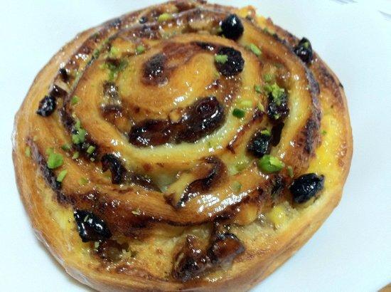Boule Beurre Boulangerie : Raisin Pastry