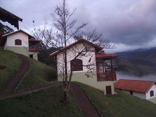 Bella Maua Pousada: Chalés