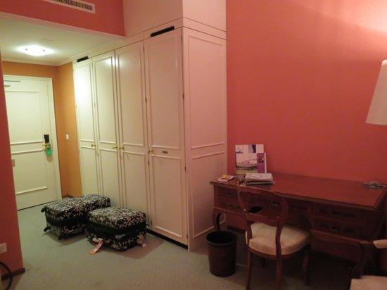 Victoria Jungfrau Grand Hotel & Spa: Quarto comfort double room