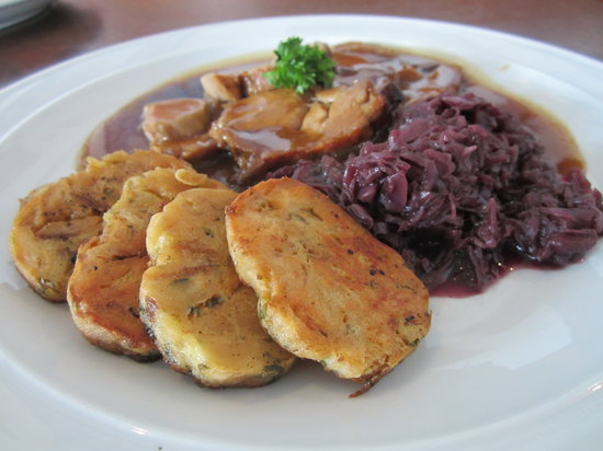 Bavarian Beerhouse: lunch special