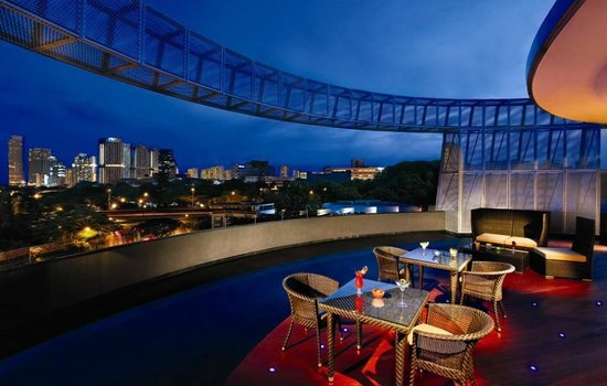 Halo Rooftop Lounge: A relaxing evening away from the buzz of the city