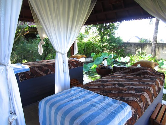 Vision Villa Resort : Earth Bale - Home of amazing massage!