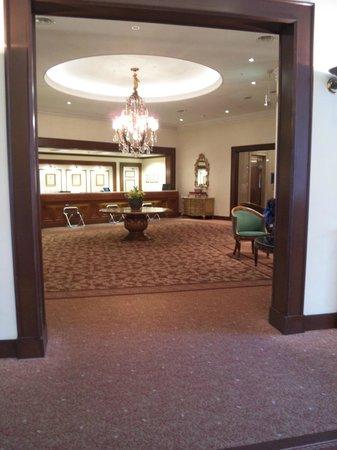 Narita Gateway Hotel: ホテルフロントまわり