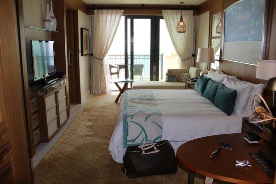 The St. Regis Saadiyat Island Resort: room