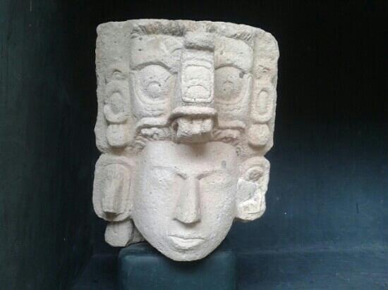 Sculpture Museum: Museo Copan