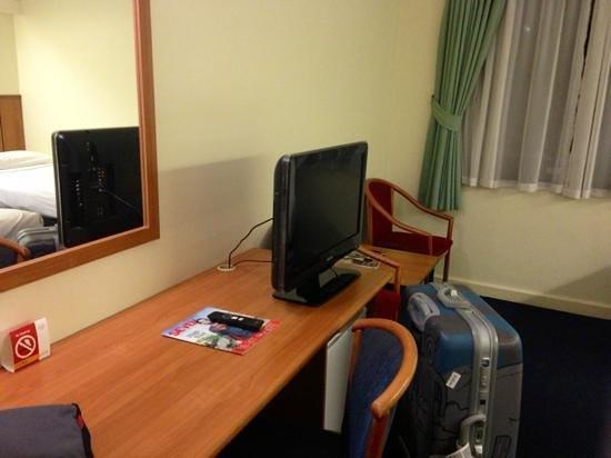Comfort Hotel Perth City: room