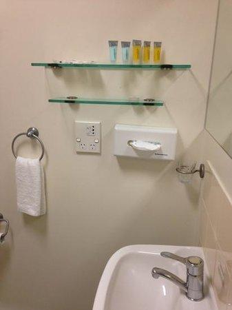 Comfort Hotel Perth City: Basic necessities