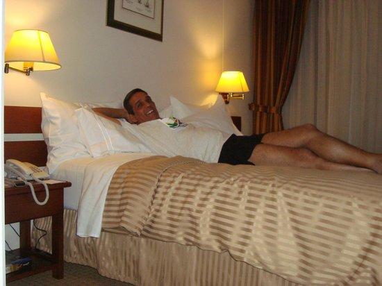 GHL Comfort Hotel Los Heroes: Meu quarto!