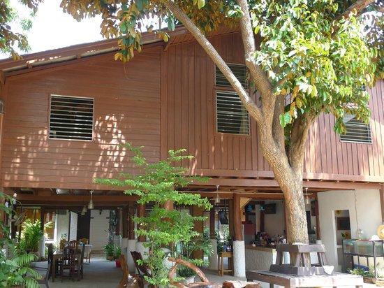 Baan SongJum Wat Ket : Owner's residence