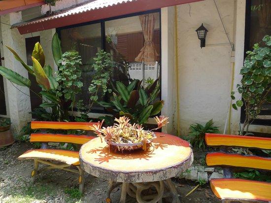 Baan SongJum Wat Ket : Rooms