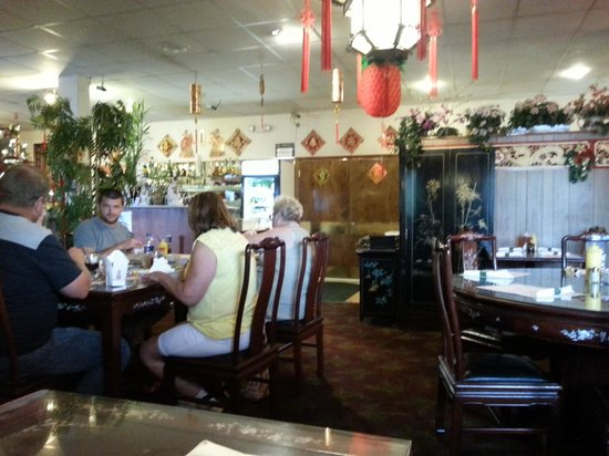 Peking Chinese Restaurant : Dining Room 1