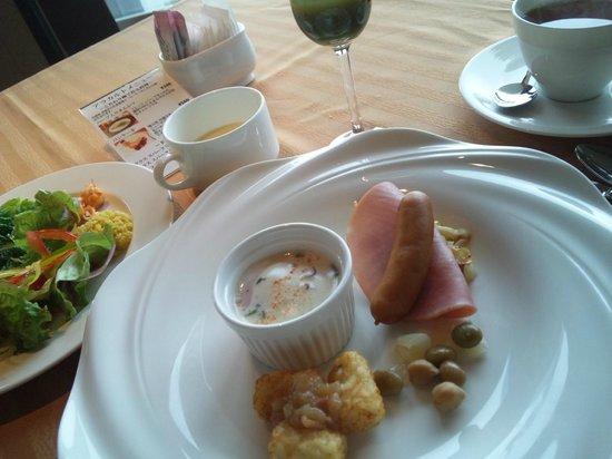 Hotel Micuras: 朝食