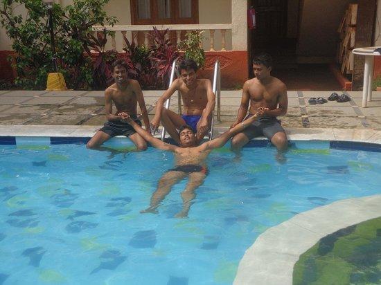 Fun Holidays Goa: Feeling fresh